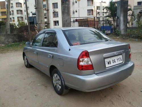 Used 2008 Hyundai Accent MT for sale in Kolkata
