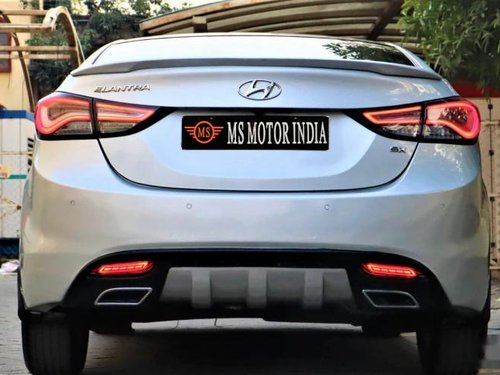Used 2012 Hyundai Elantra AT for sale in Kolkata -11