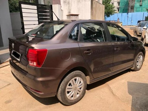 Used Volkswagen Ameo 2018 MT for sale in Chennai