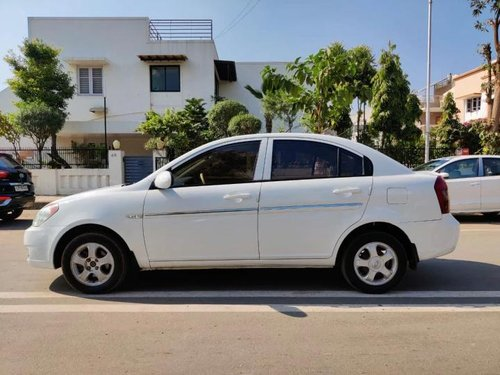 Used 2010 Hyundai Verna MT for sale in Ahmedabad