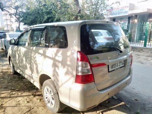 Used 2014 Toyota Innova MT for sale in Gurgaon