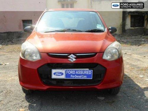 Used Maruti Suzuki Alto 800 2013 MT for sale in Chennai