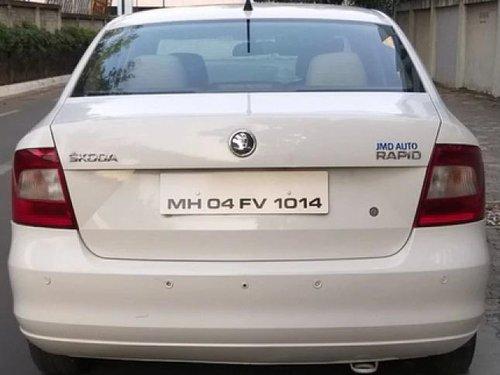 Used 2016 Skoda Rapid MT for sale in Pune