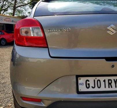 Used 2017 Maruti Suzuki Baleno MT for sale in Ahmedabad