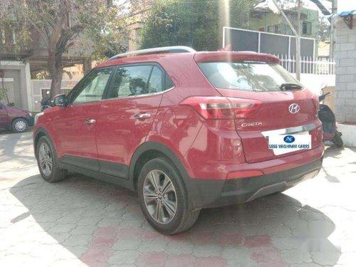 Used 2017 Hyundai Creta AT for sale in Tiruppur