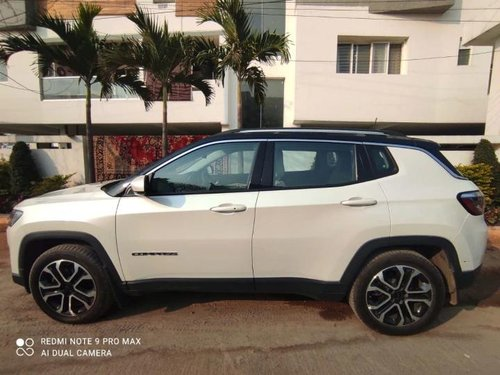 Used 2020 Jeep Compass 1.4 Limited Plus AT for sale in Hyderabad