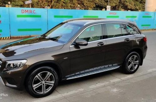 Used Mercedes Benz GLC 2016 AT for sale in Mumbai