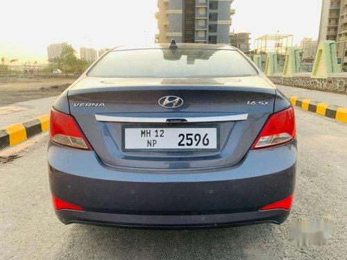 Used Hyundai Verna 2016 MT for sale in Mumbai
