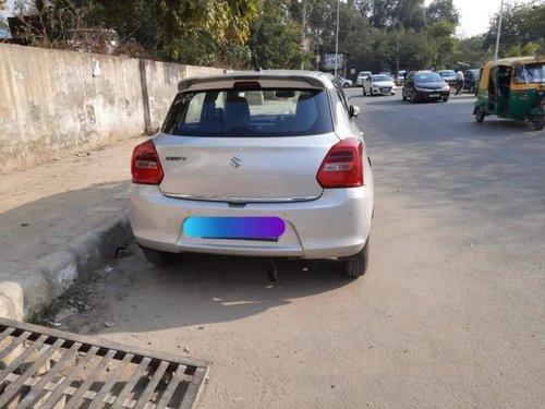 Used 2018 Maruti Suzuki Swift AT for sale in New Delhi