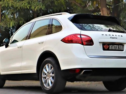 Used 2011 Porsche Cayenne AT for sale in Kolkata
