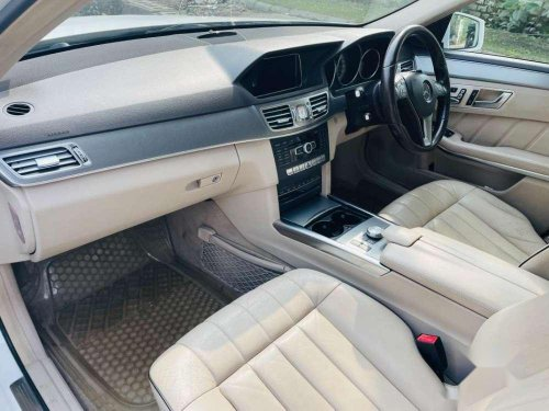 Used 2013 Mercedes Benz E-Class AT for sale in Chandigarh