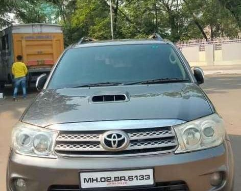 Used Toyota Fortuner 2011 MT for sale in Mumbai-6