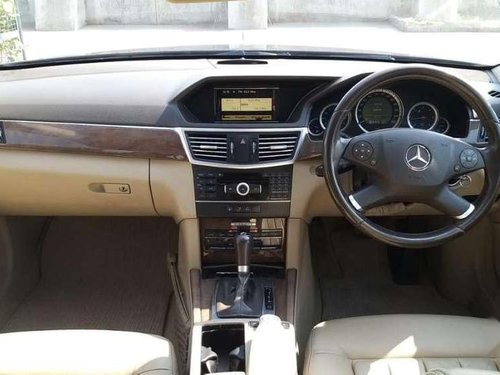 Used Mercedes Benz E Class 2011 AT for sale in Ahmedabad