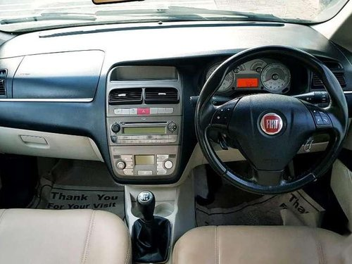 Used Fiat Linea 2012 MT for sale in Pune