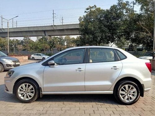 Used Volkswagen Ameo 1.5 TDI Highline 2016 MT in New Delhi -5