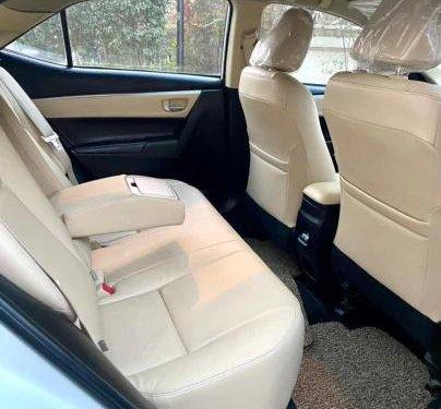 Used 2017 Toyota Corolla Altis AT for sale in New Delhi