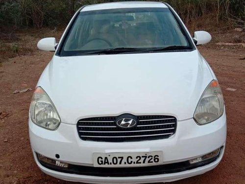 Used 2008 Hyundai Verna MT for sale in Ponda