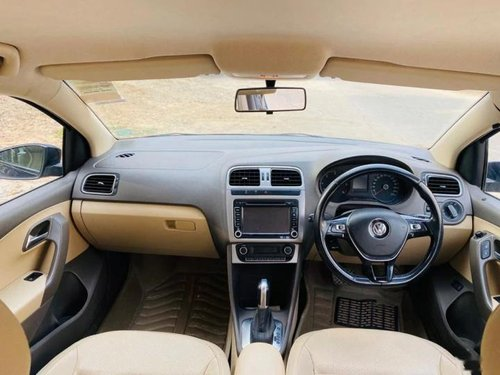 Used 2015 Volkswagen Vento AT for sale in Ghaziabad
