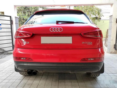Used 2014 Audi Q3 AT for sale in Hyderabad