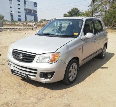 Used 2011 Maruti Suzuki Alto K10 MT for sale in Aurangabad