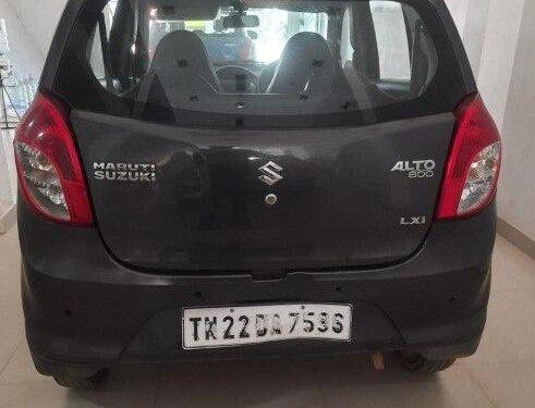 Used 2015 Maruti Suzuki Alto 800 MT for sale in Chennai