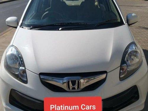 Used Honda Brio EX MT 2013 MT for sale in Ahmedabad