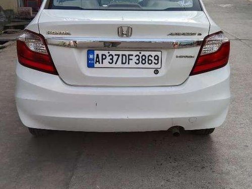 Used 2017 Honda Amaze MT for sale in Ongole
