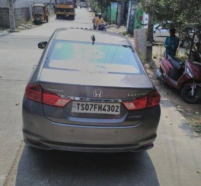 Used Honda City i-DTEC VX 2016 MT for sale in Hyderabad