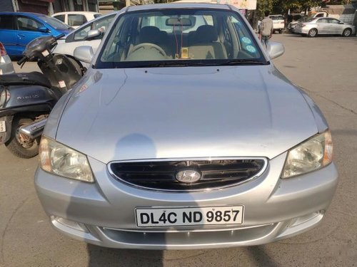 Used 2009 Hyundai Accent MT for sale in New Delhi