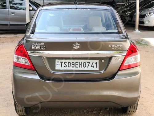 Used Maruti Suzuki Swift Dzire 2015 MT for sale in Hyderabad