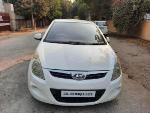 Hyundai i20 1.2 Sportz Option 2010 MT for sale in New Delhi