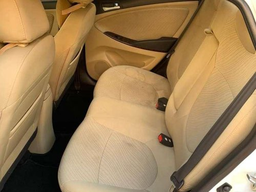 Used 2015 Hyundai Fluidic Verna AT for sale in Nagar
