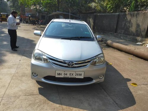 Used Toyota Etios G 2011 MT for sale in Thane
