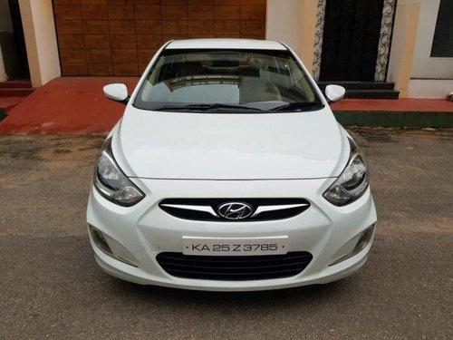 Used 2012 Hyundai Verna MT for sale in Bangalore
