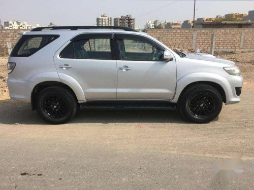 Used Toyota Fortuner 2012 AT for sale in Rajkot