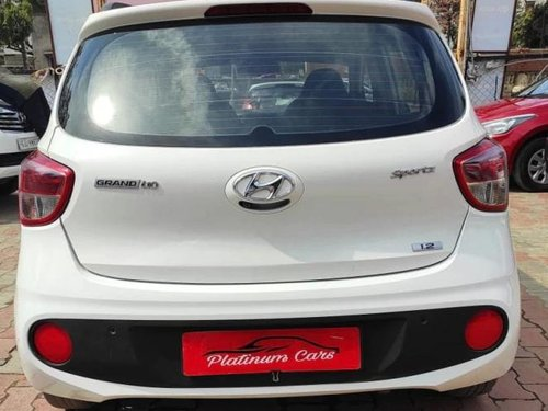 Used 2018 Hyundai Grand i10 MT for sale in Ahmedabad