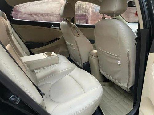 Used Hyundai Verna 1.6 SX VTVT 2015 MT for sale in New Delhi