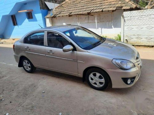 Used Hyundai Verna 2011 MT for sale in Karaikudi-7