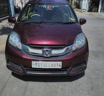 Used 2015 Honda Mobilio S i-DTEC MT for sale in Hyderabad