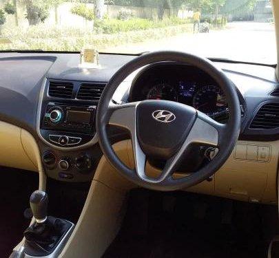 Used 2017 Hyundai Verna MT for sale in New Delhi