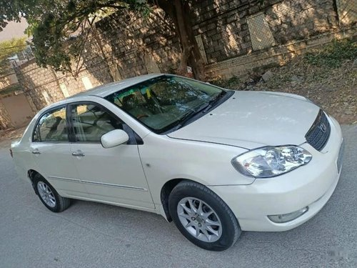 Used Toyota Corolla 2006 MT for sale in Hyderabad