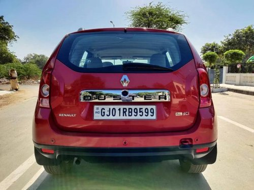 Used Renault Duster 2012 MT for sale in Ahmedabad