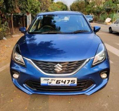Used Maruti Suzuki Baleno Delta 2019 MT for sale in Bhopal