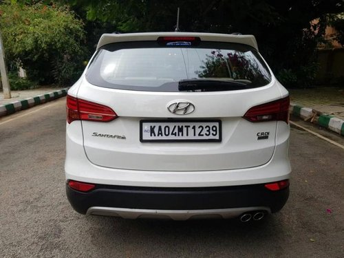 Used Hyundai Santa Fe 2014 AT for sale in Bangalore -6