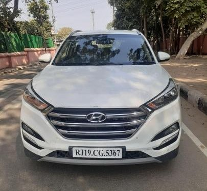 Used Hyundai Tucson 2017 AT for sale in Jaipur