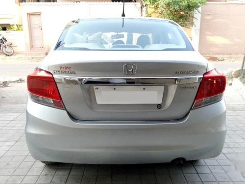 Used Honda Amaze E i-Dtech 2014 MT for sale in Hyderabad