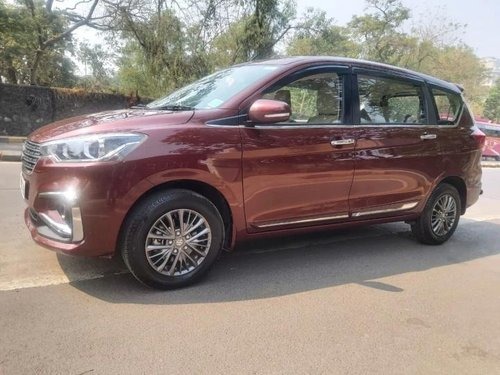 Used Maruti Suzuki Ertiga ZXI AT 2019 AT for sale in Mumbai