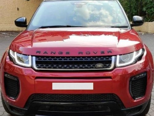 Used 2017 Land Rover Range Rover Evoque AT in Hyderabad