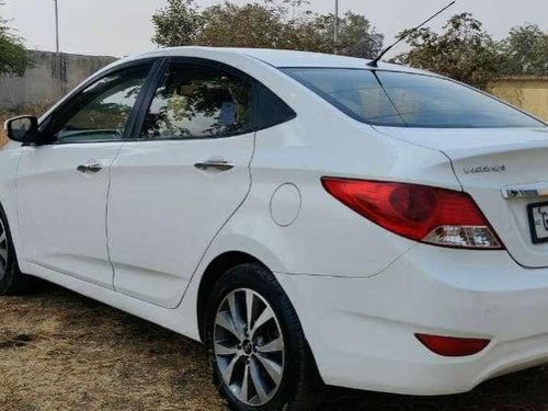 Used 2014 Hyundai Verna MT for sale in Rajkot