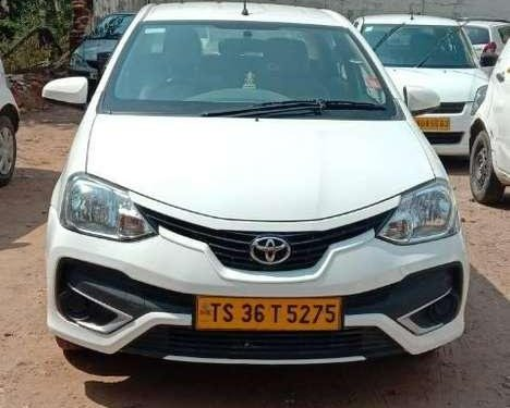 Used 2019 Toyota Etios MT for sale in Hyderabad
